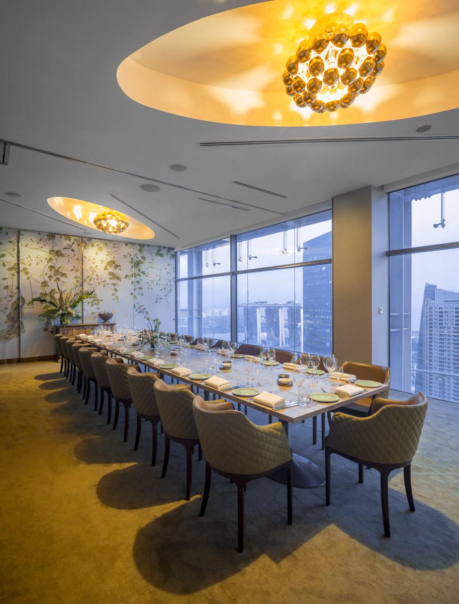 artemis private dining