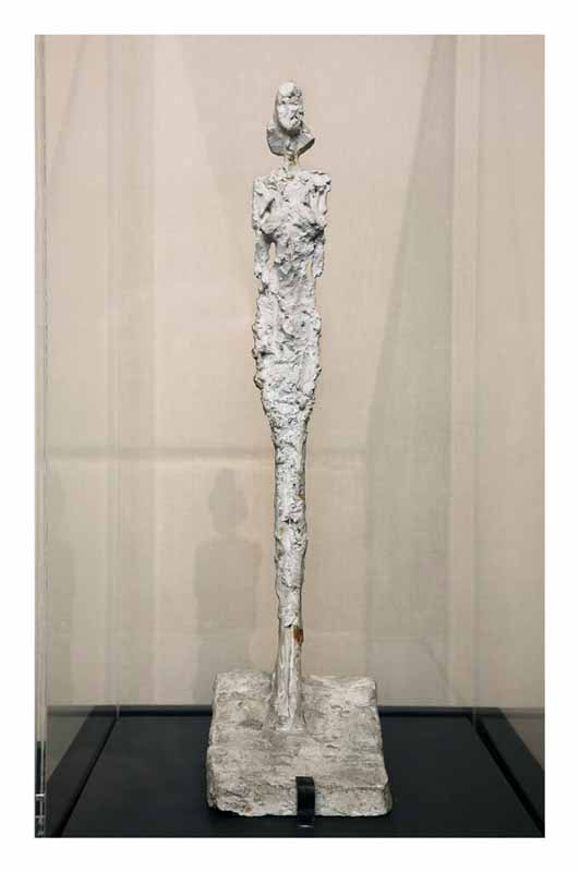 Sculpture by Alberto Giacometti