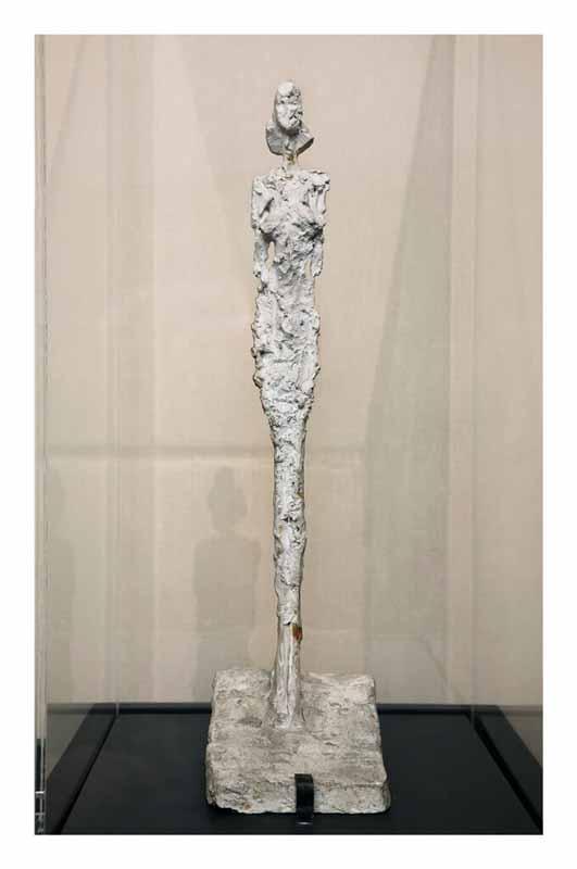 Sculpture by Alberto Giacometti