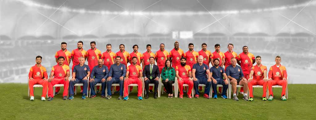 Naqvi and her husband own Islamabad United cricket team, reigning Pakistan Super League champion.