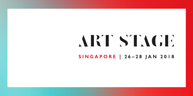 Art Stage, Singapore | 26-28 Jan 2018